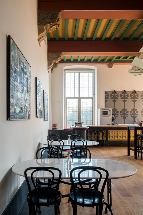 Grand Cafe De Kanselarij Leeuwarden 01