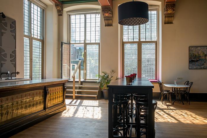 Grand Cafe De Kanselarij Leeuwarden 05