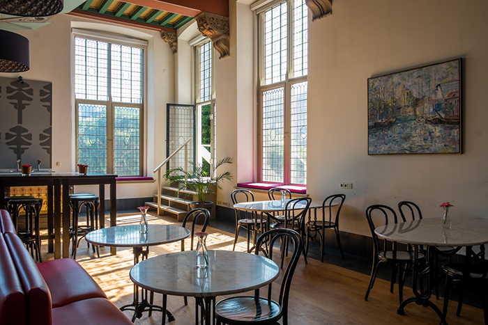 Grand Cafe De Kanselarij Leeuwarden 07
