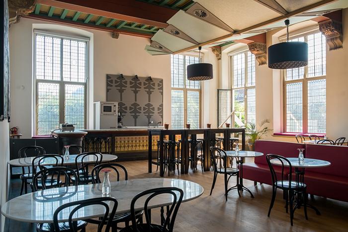Grand Cafe De Kanselarij Leeuwarden 10